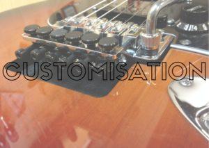 Micoud Guitares - Lutherie à Valence dans la Drome -