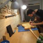 Micoud Guitares - Lutherie à Valence dans la Drome - fabrication d'Instruments